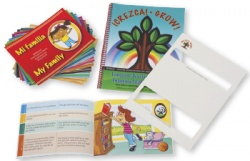 GROW! Language Building Storybooks - On Sale for $59 each! Shop Now >>