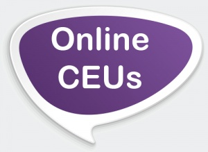 Online CEUs! Shop NEW, Currently On Sale, and many more >>